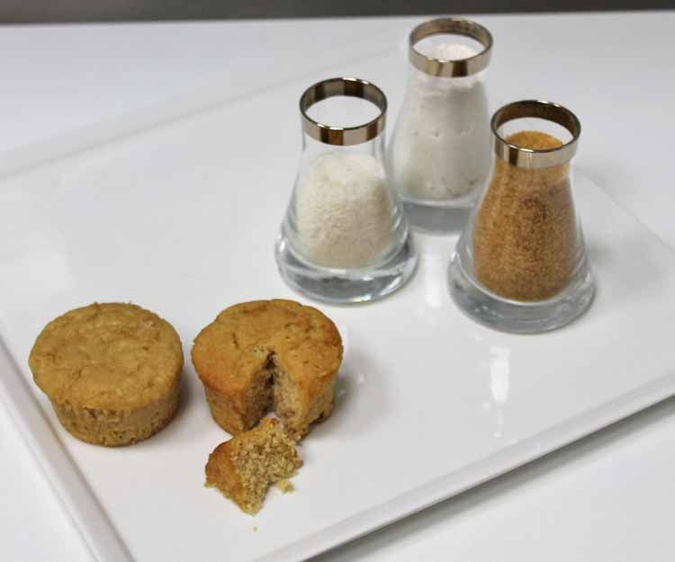 Galletas de coco en Madrid sur