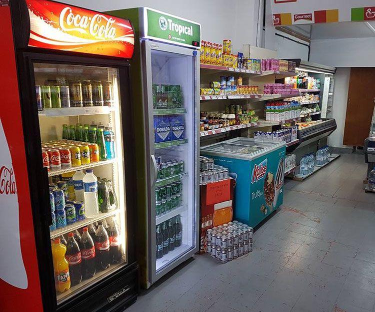 Venta de bebidas en Las Palmas