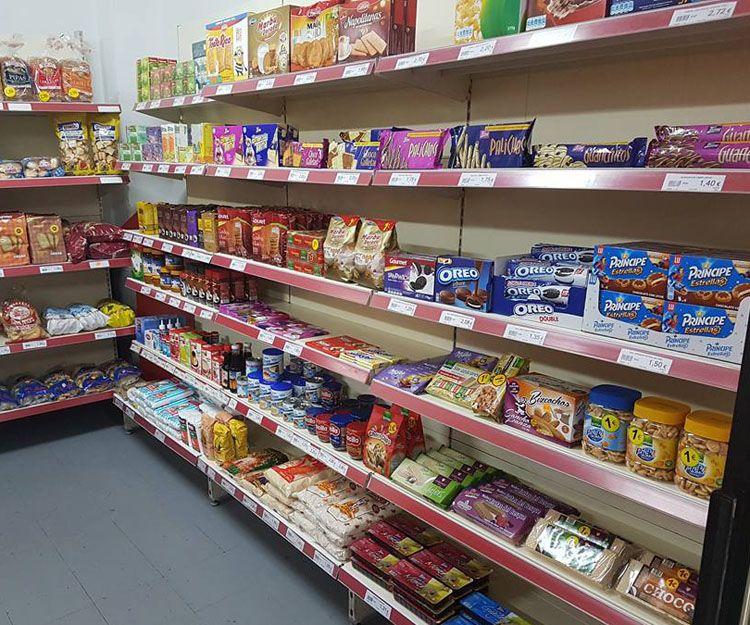 Productos de alimentación en Las Palmas