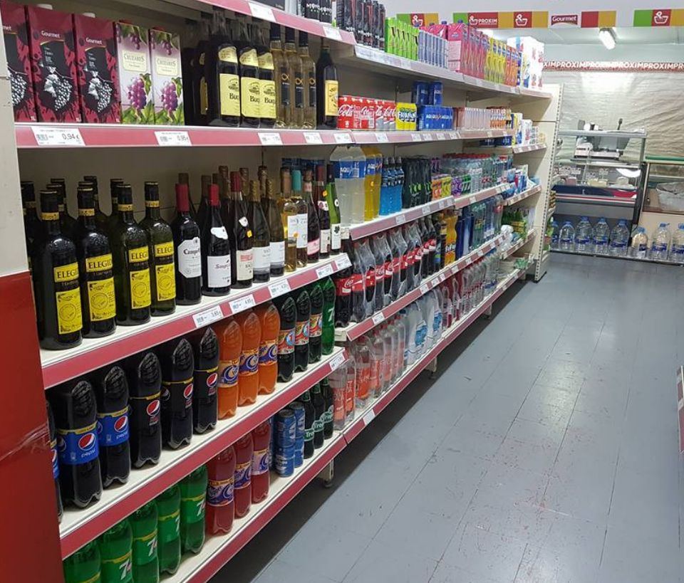 Bebidas: Productos de Supermercado Proxim