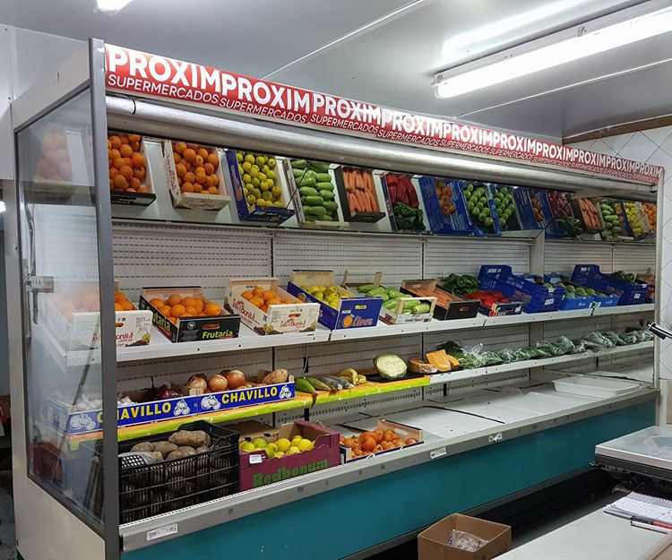 Frutas, verduras...en Telde