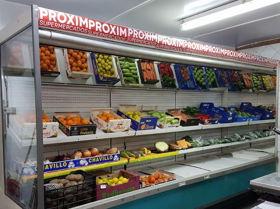Frutas y verduras: Productos de Supermercado Proxim