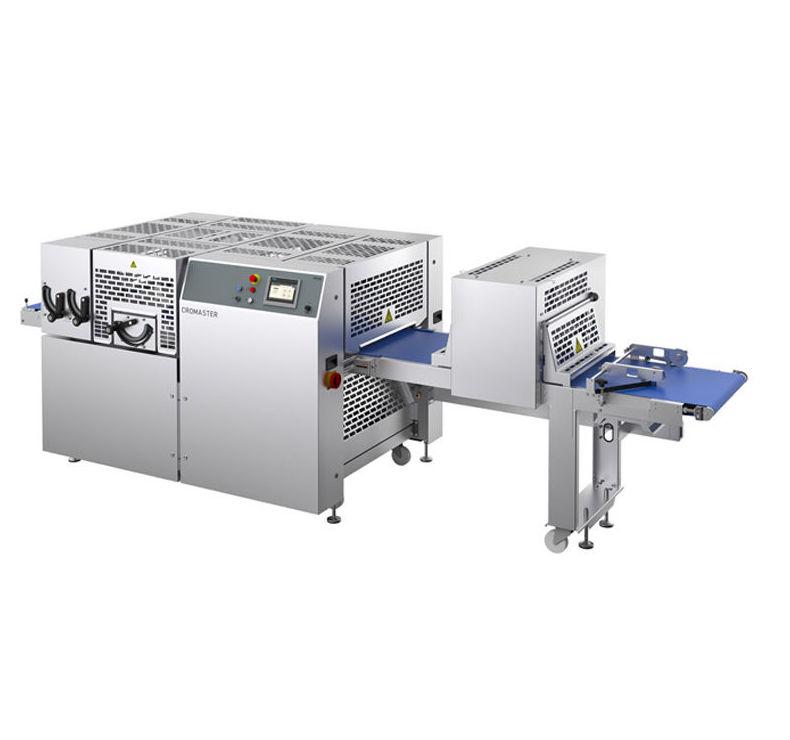 La máquina de croissants compacta para una alta productividad