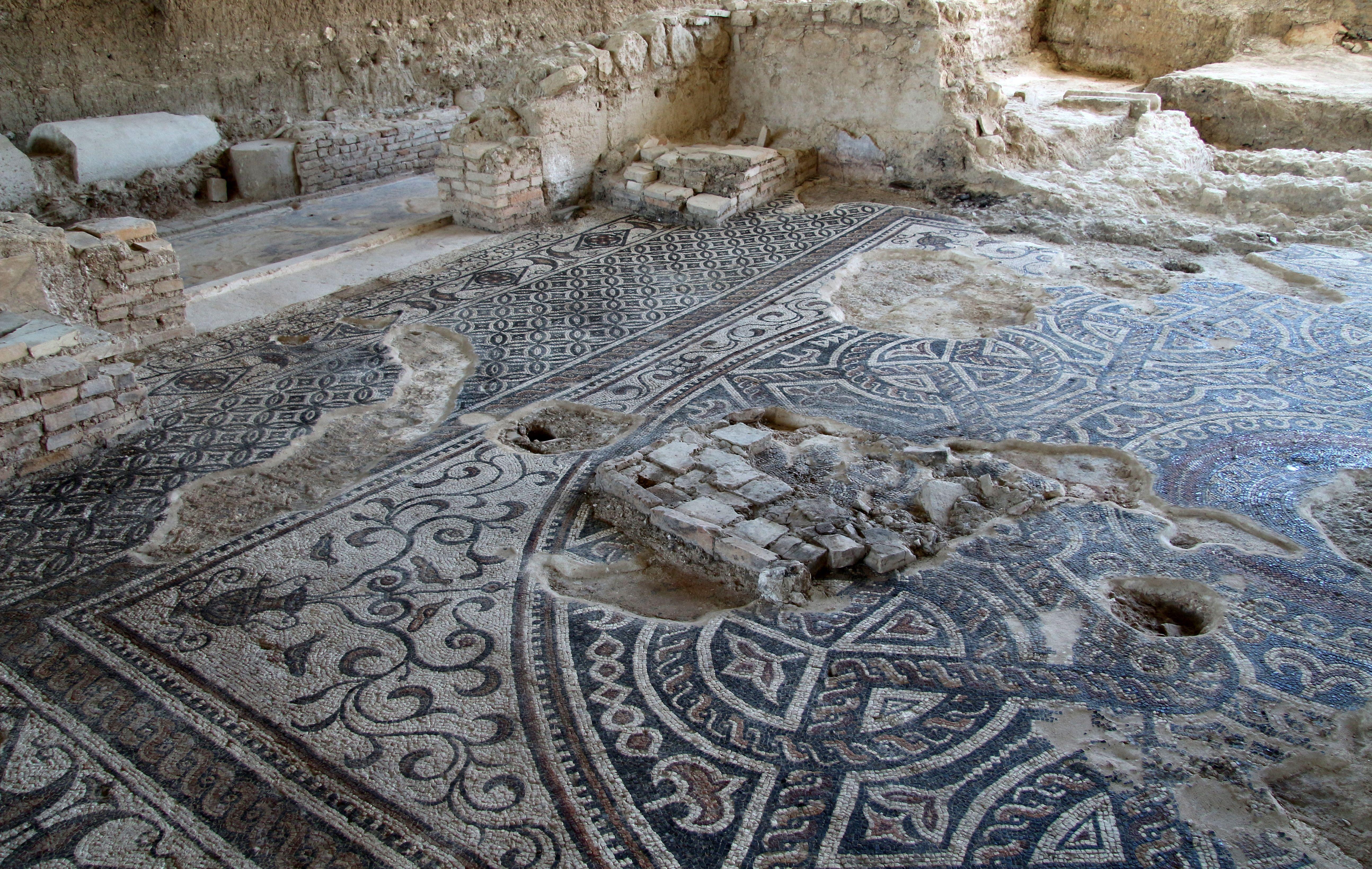 Yacimientos arqueológicos Granada