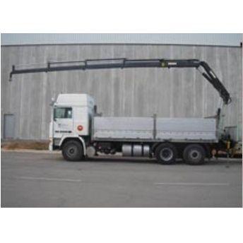 Servicio de camión grúa: Servicios de Lotrammsa
