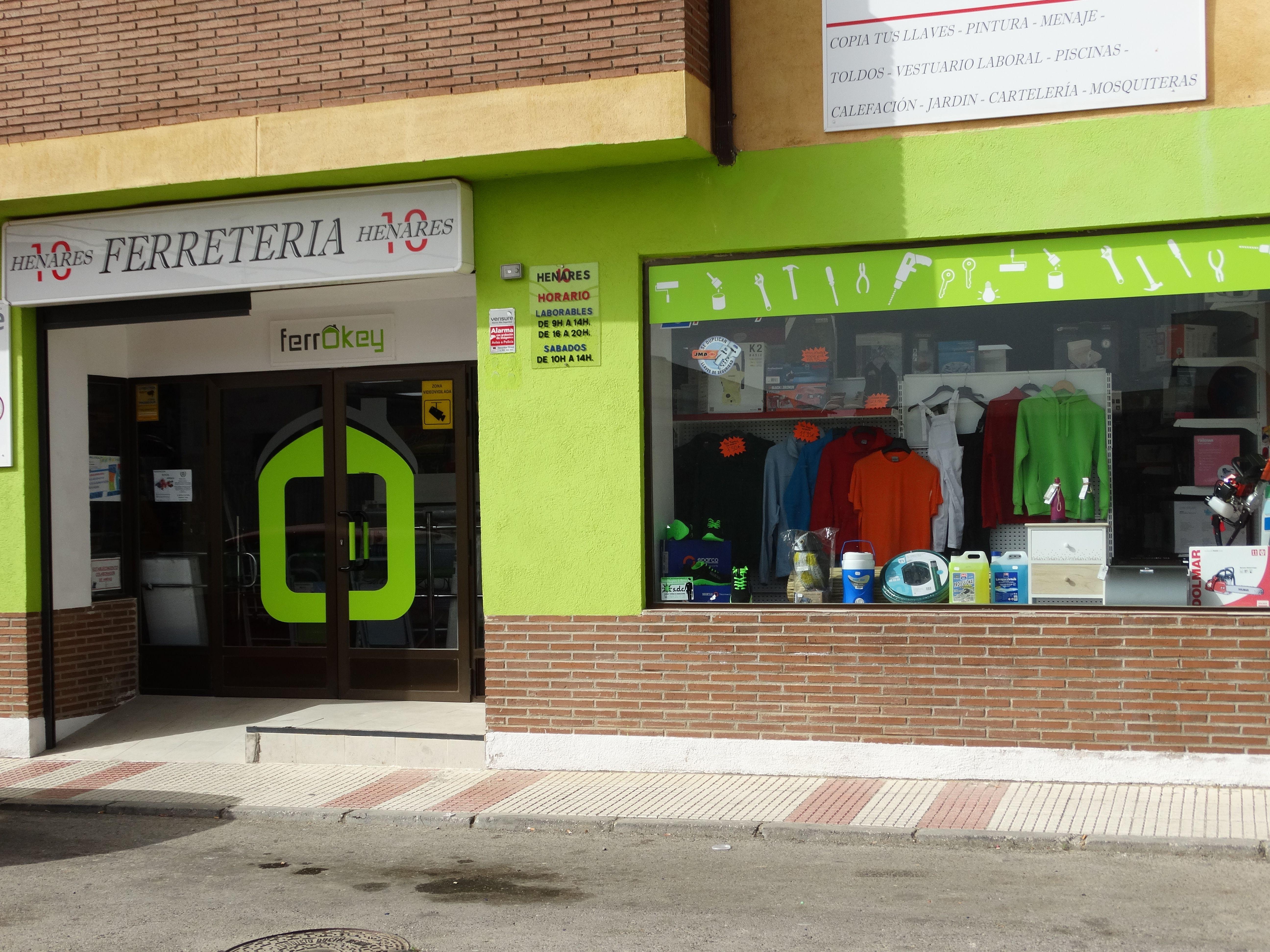 Ferretera industríal en Guadalajara
