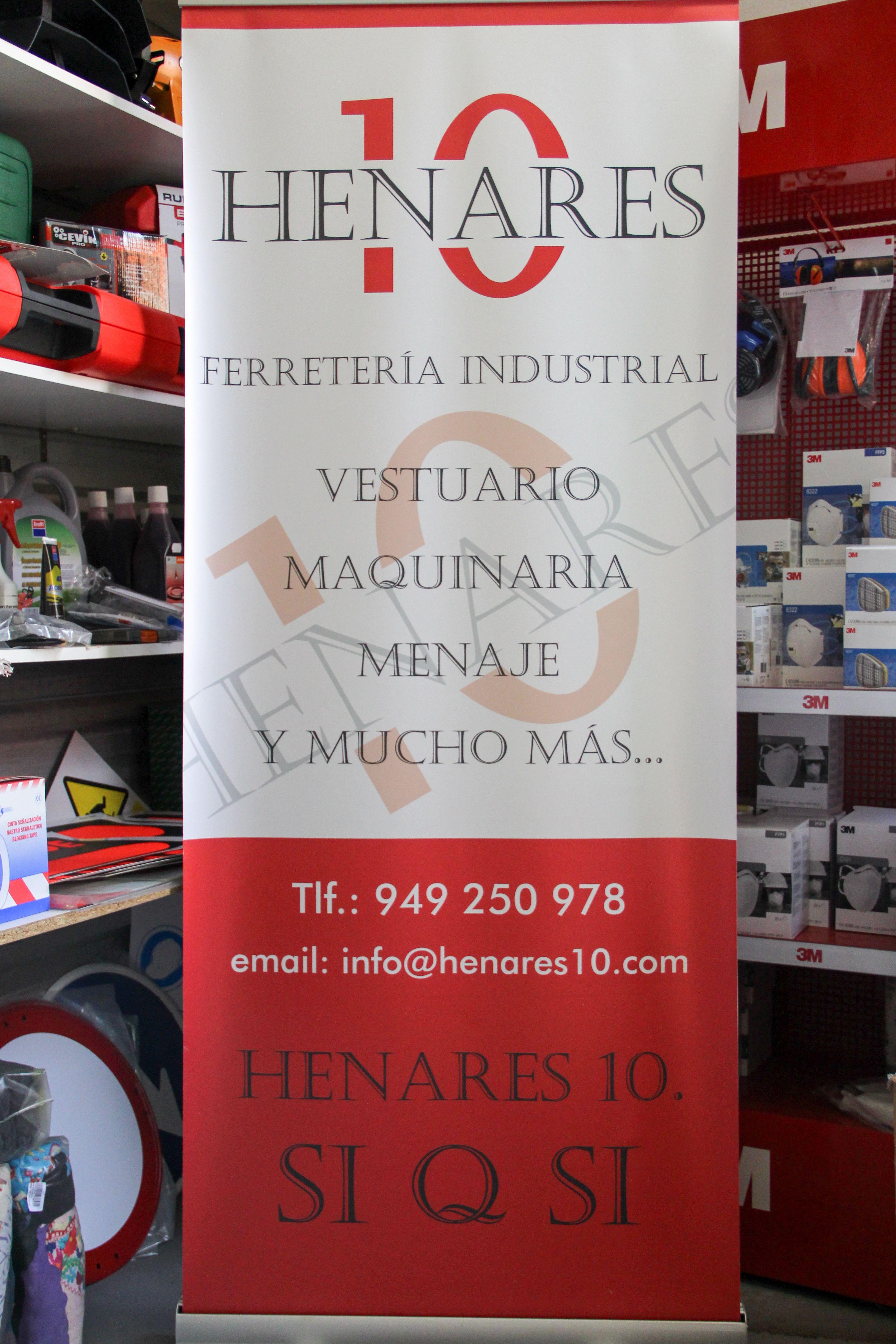 Ferretería industrial en Guadalajara