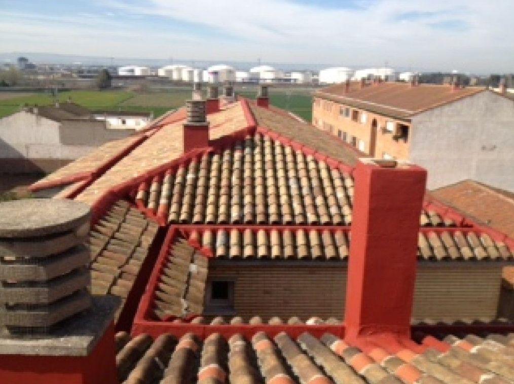 Mantenimiento y reparación de tejados y cubiertas