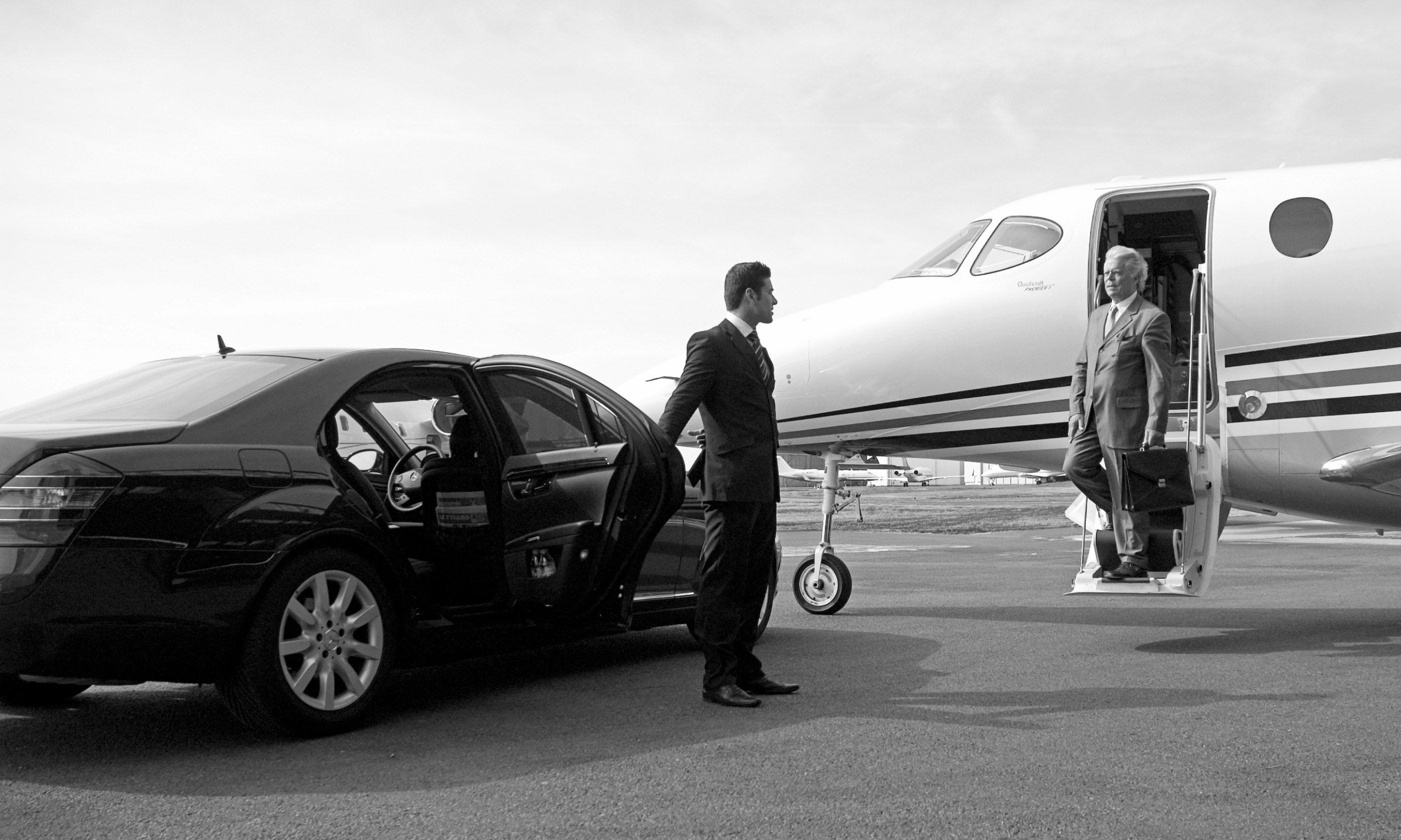 Hire of vehicles with driver Madrid
