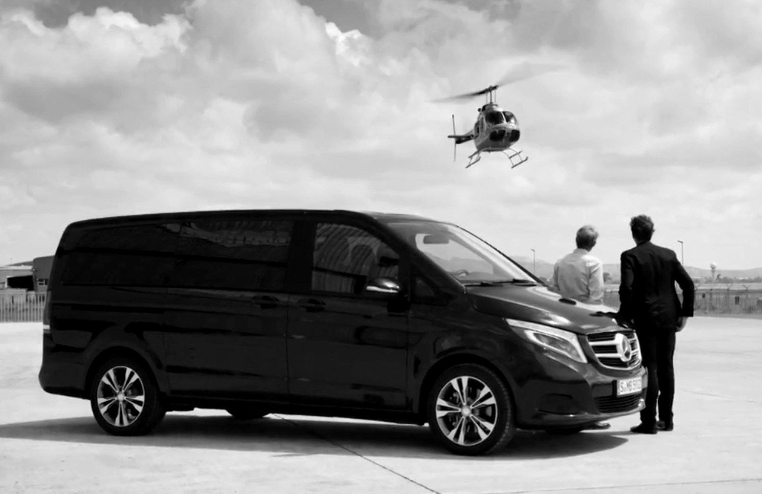 Hire of cars with driver to meet all your needs in Madrid