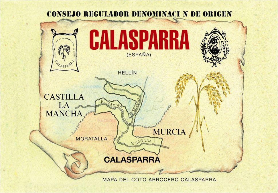 Denominación de Origen: PRODUCTOS TIENDA ONLINE de Arroces Flor de Calasparra