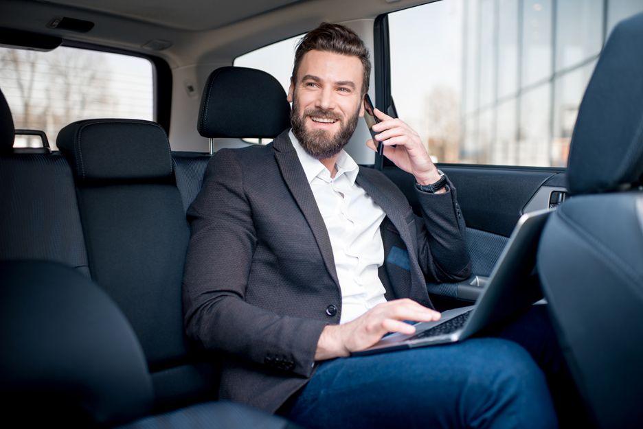 Taxi al aeropuerto de Madrid para empresas