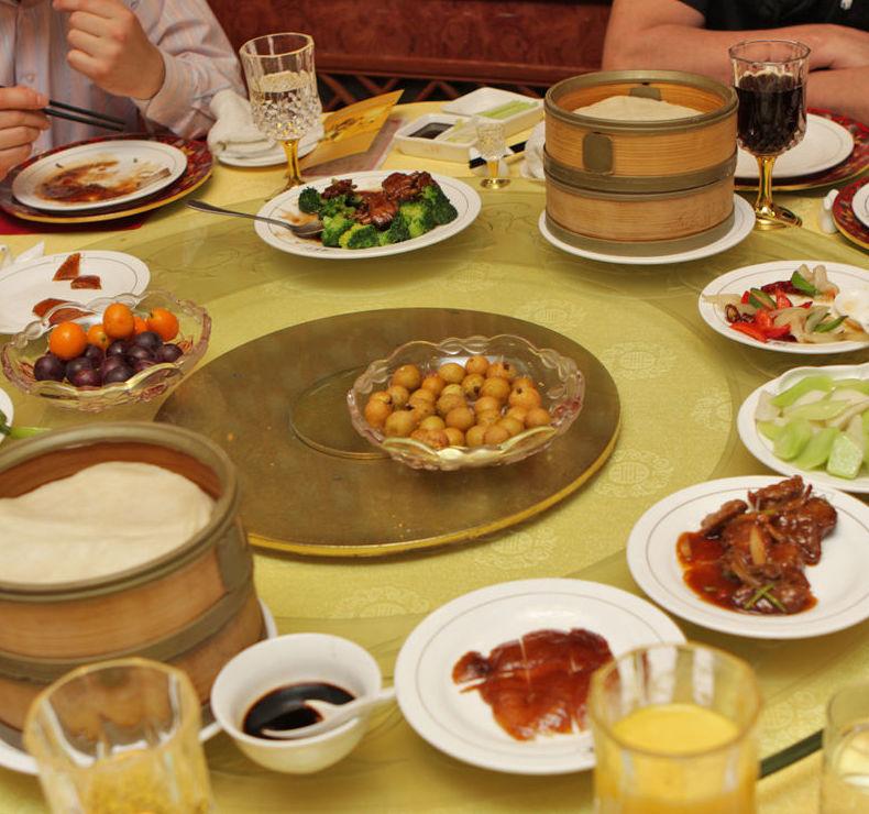 Restaurante chino en Barcelona