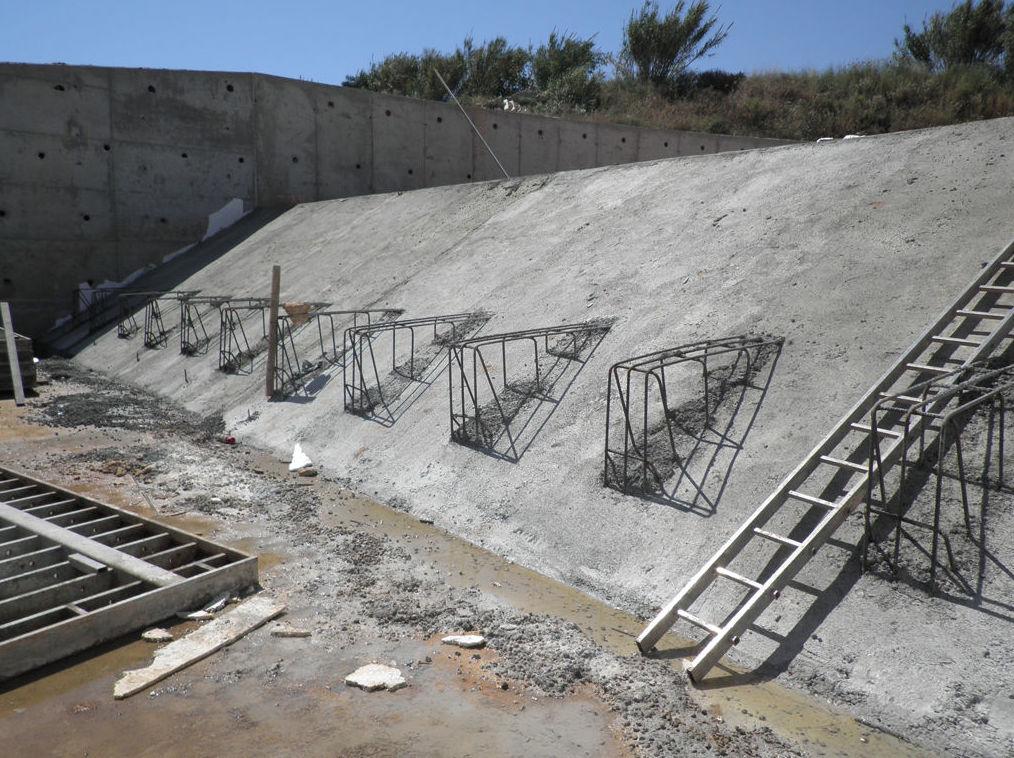 Amplia experiencia en construcción de estructuras para todo tipo de obras