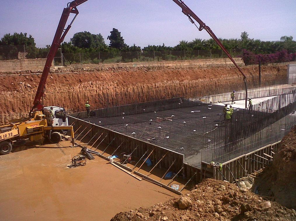 Construcción de estructuras para todo tipo de obras