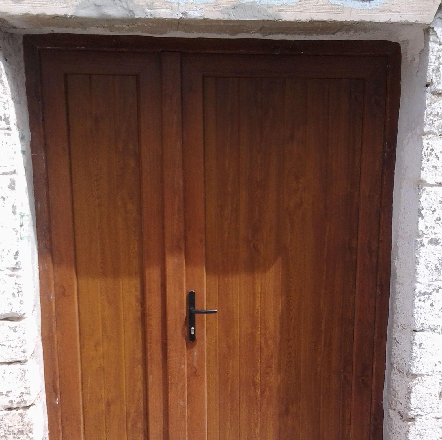 Precio puerta pvc exterior exterior precios puertas de for Puertas de pvc para exterior precios