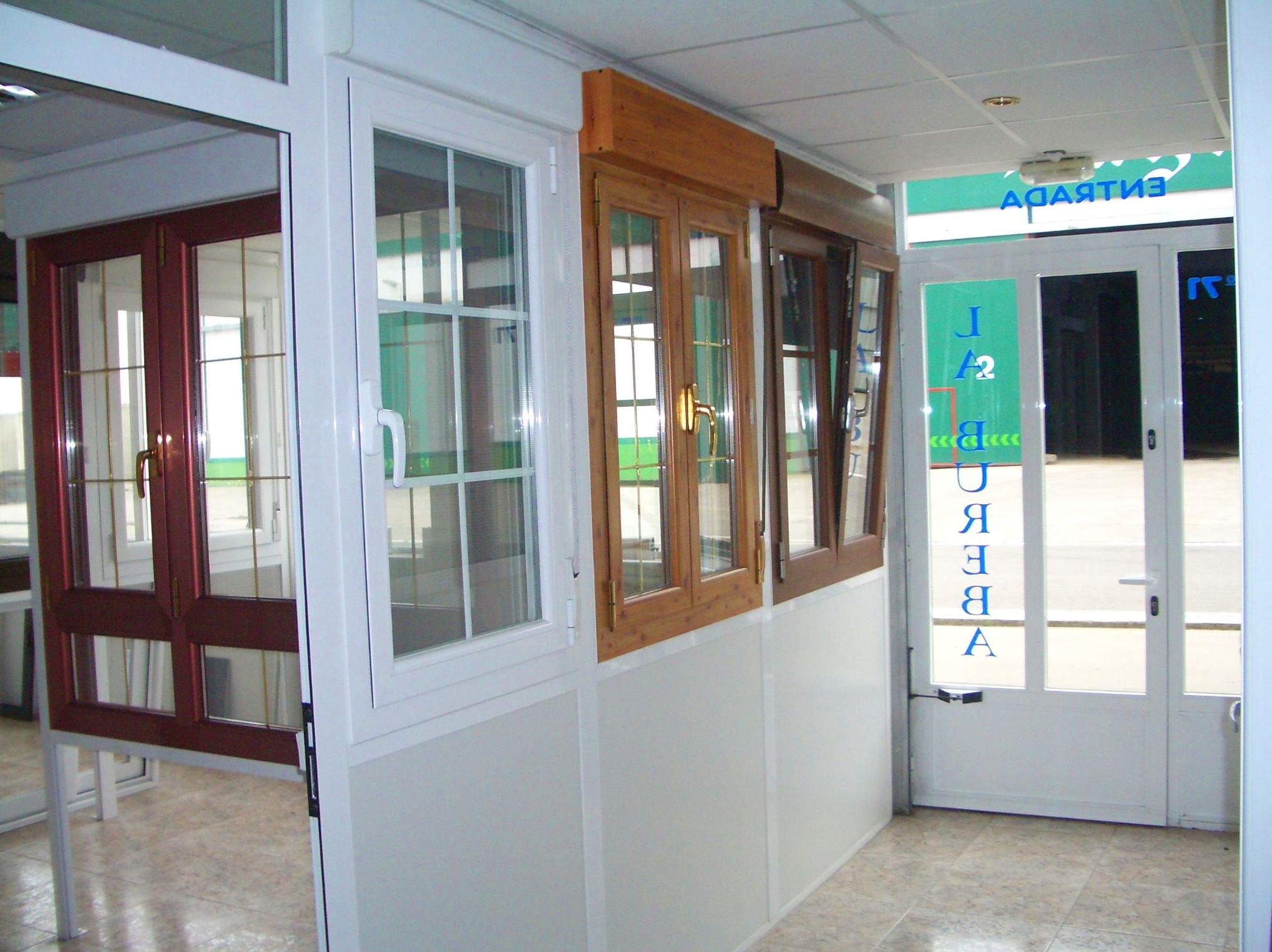 Precio ventanas de pvc latest los productos ms vendidos - Ventanas de aluminio o pvc precios ...