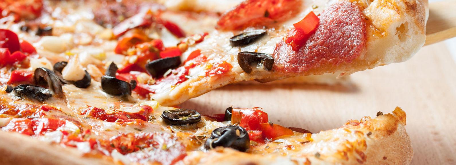 Pizzas: Productos de Bertal