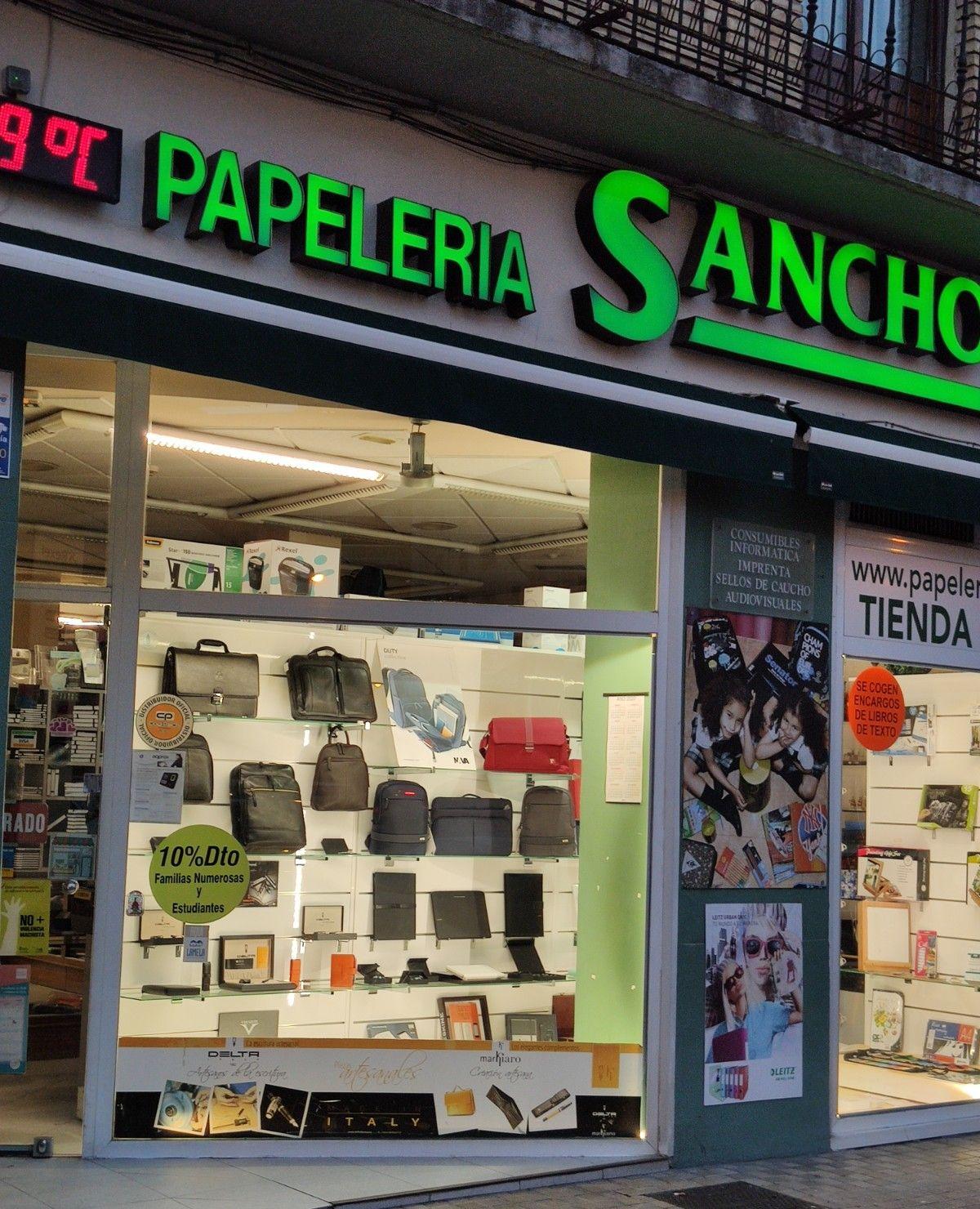 Lo mejor de Papelería Sancho's al mejor precio