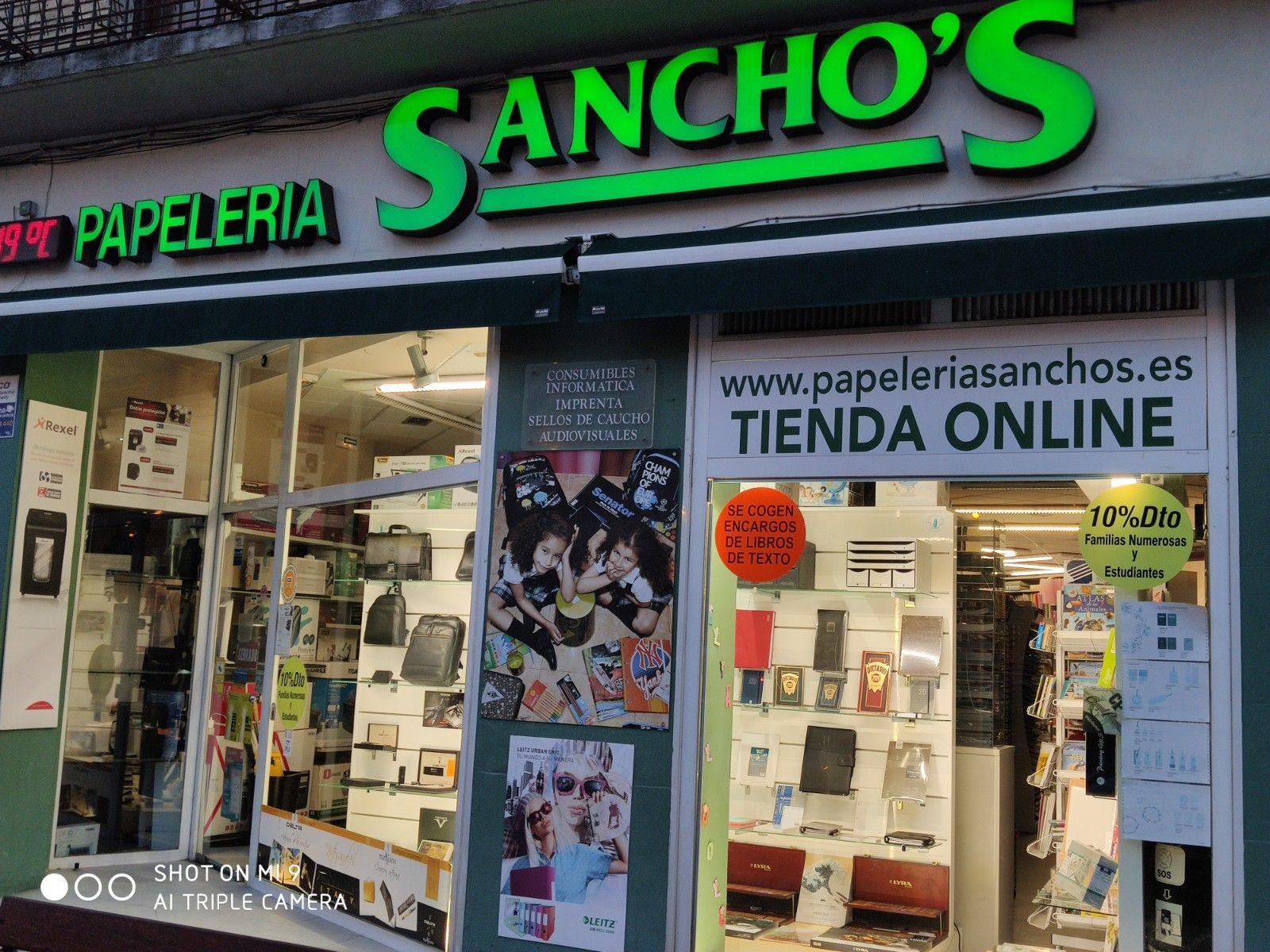 Foto 30 de Papelería en  | Papelería Sanchos S.L.