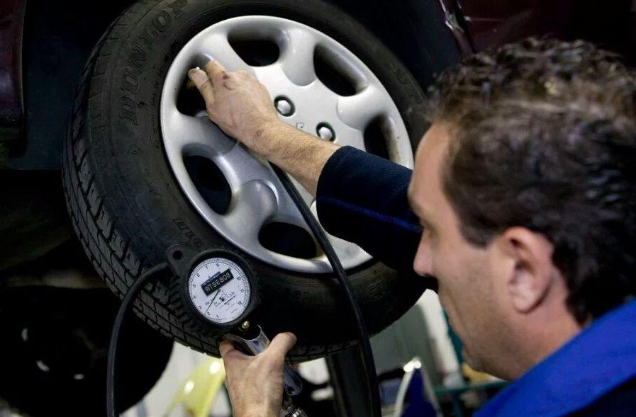 Cambio de neumáticos en Málaga