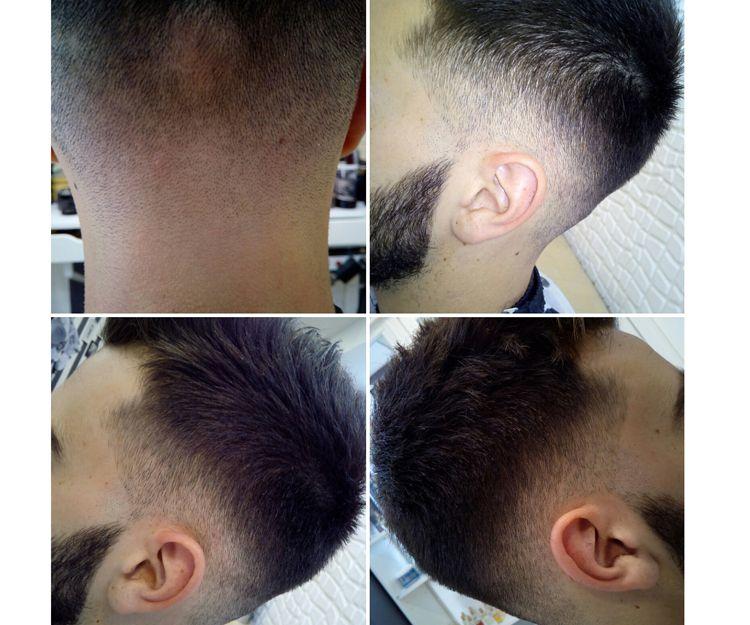 Peluquería con cortes de pelo personalizados