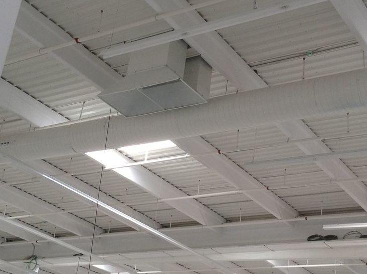 Ventilación industrial - Centros comerciales: Nuestros Servicios de Climalop Energy