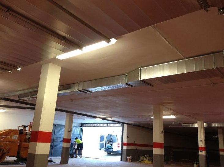 Ventilación de garajes: Nuestros Servicios de Climalop Energy
