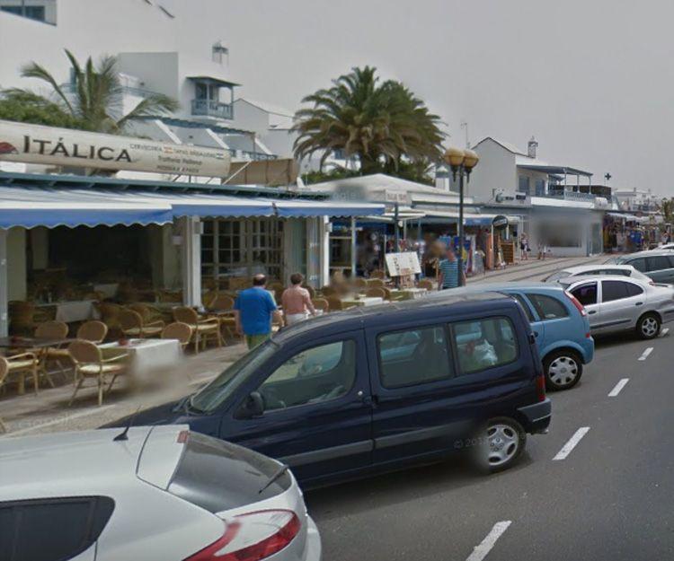 Restaurante de cocina andaluza en Lanzarote