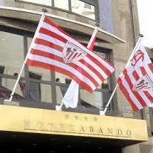 Banderas en Bilbao