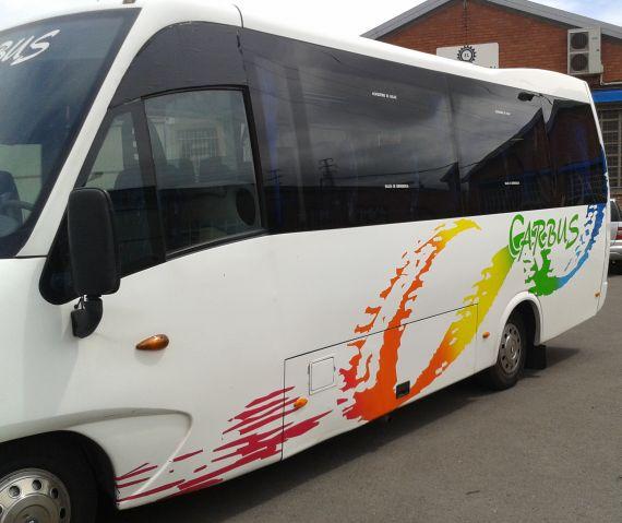 Foto 3 de Autocares en Vitoria-Gasteiz   Autocares Carbus