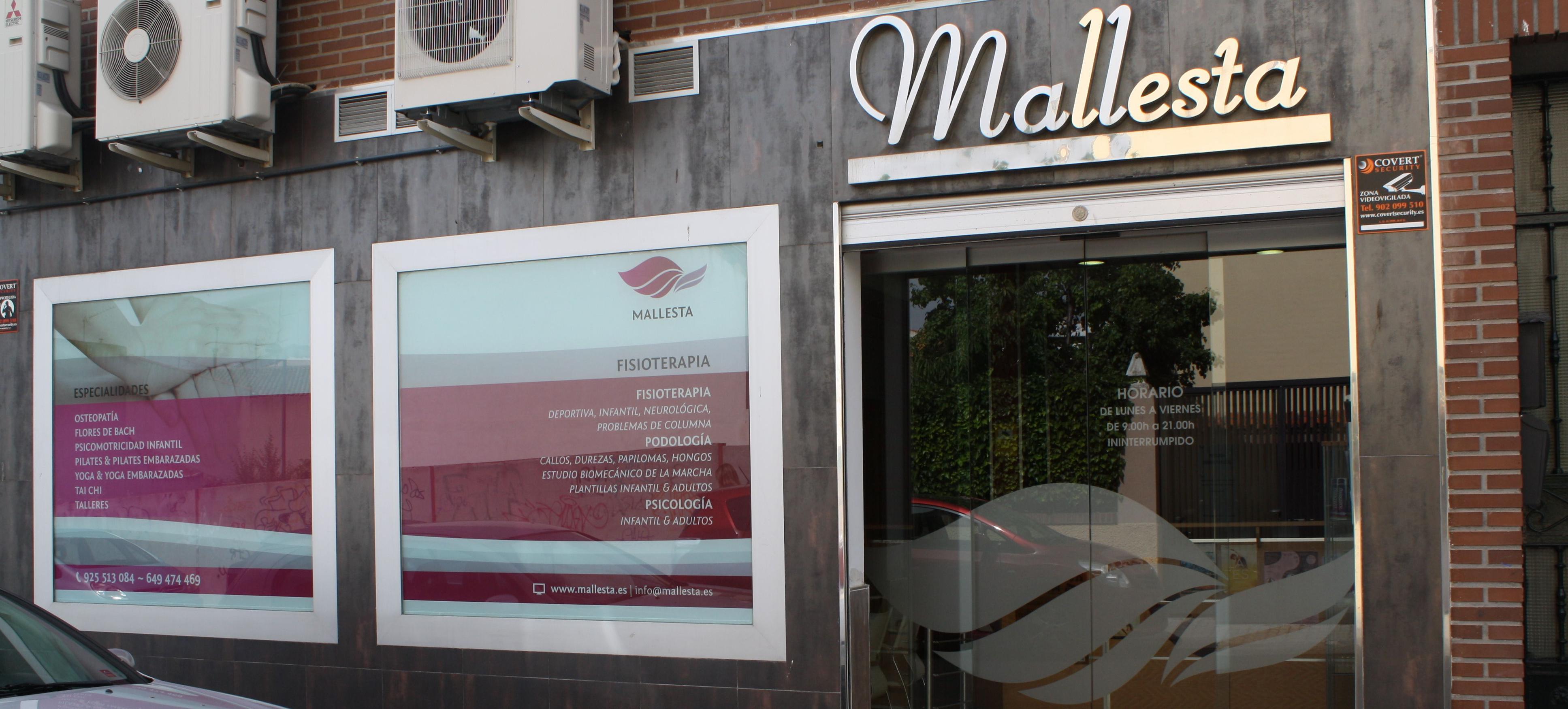 Foto 2 de Fisioterapia en Illescas | Mallesta Centro de Especialidades