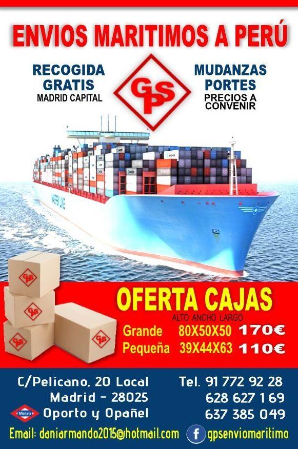 Foto 9 de Transporte de mercancías en Madrid   GPS Envíos