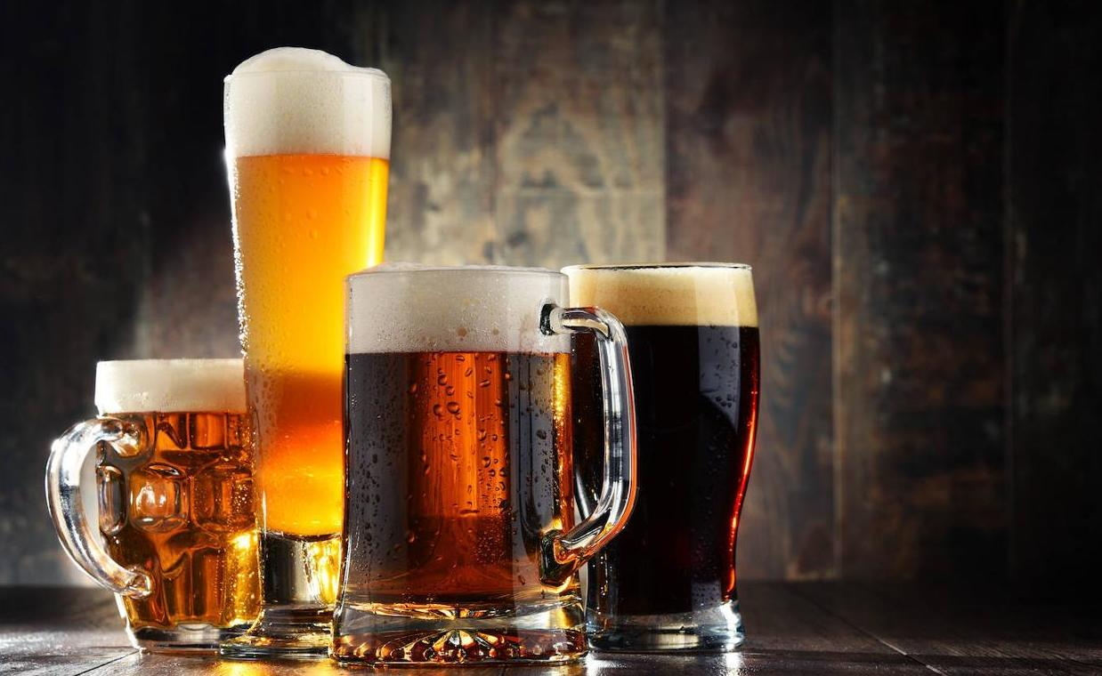 Cervezas / Beers: Carta de Salón de Té Al Yabal