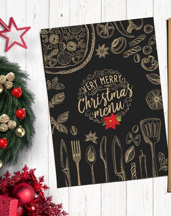 Menú Navidad  2020: Menús  de La Camocha