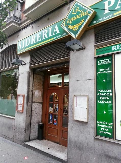 Foto 2 de Cocina asturiana en Madrid | La Camocha