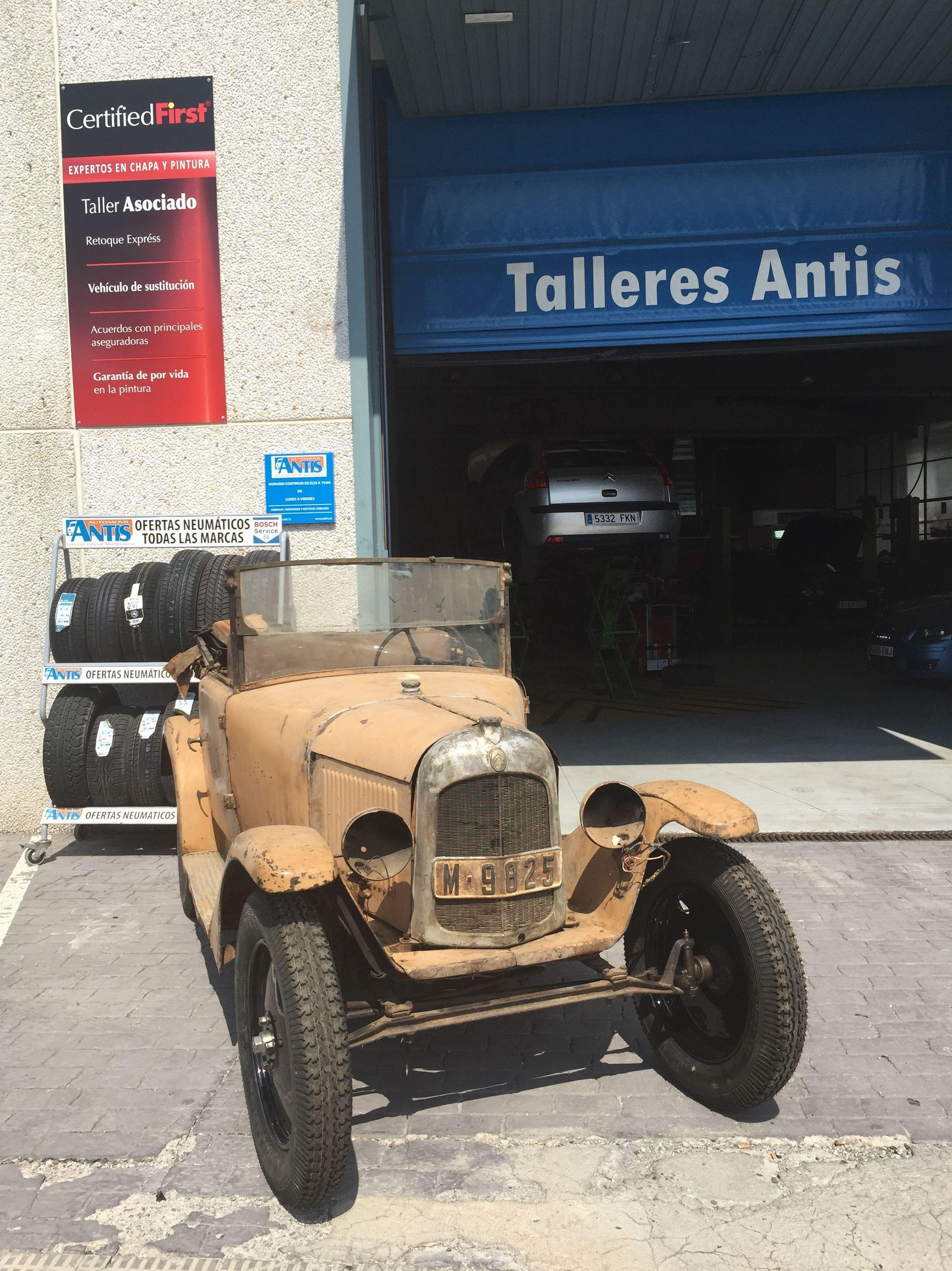 Foto 19 de Compraventa de automóviles en Guadarrama | Talleres Antis