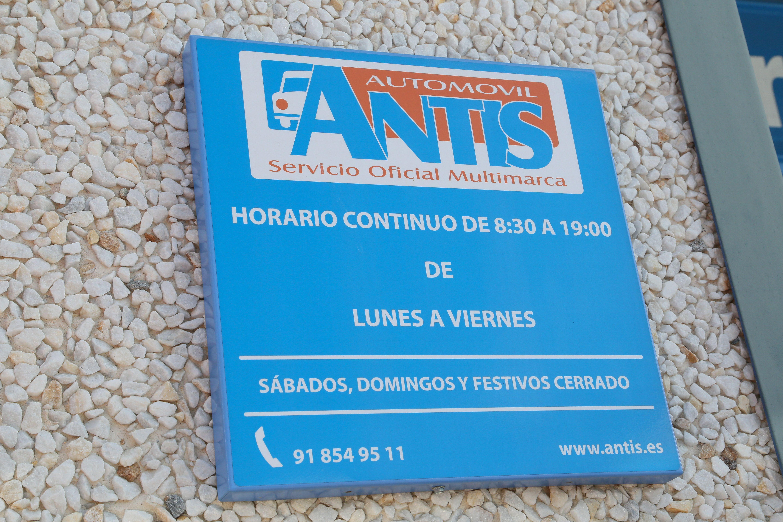 Foto 11 de Compraventa de automóviles en Guadarrama   Talleres Antis