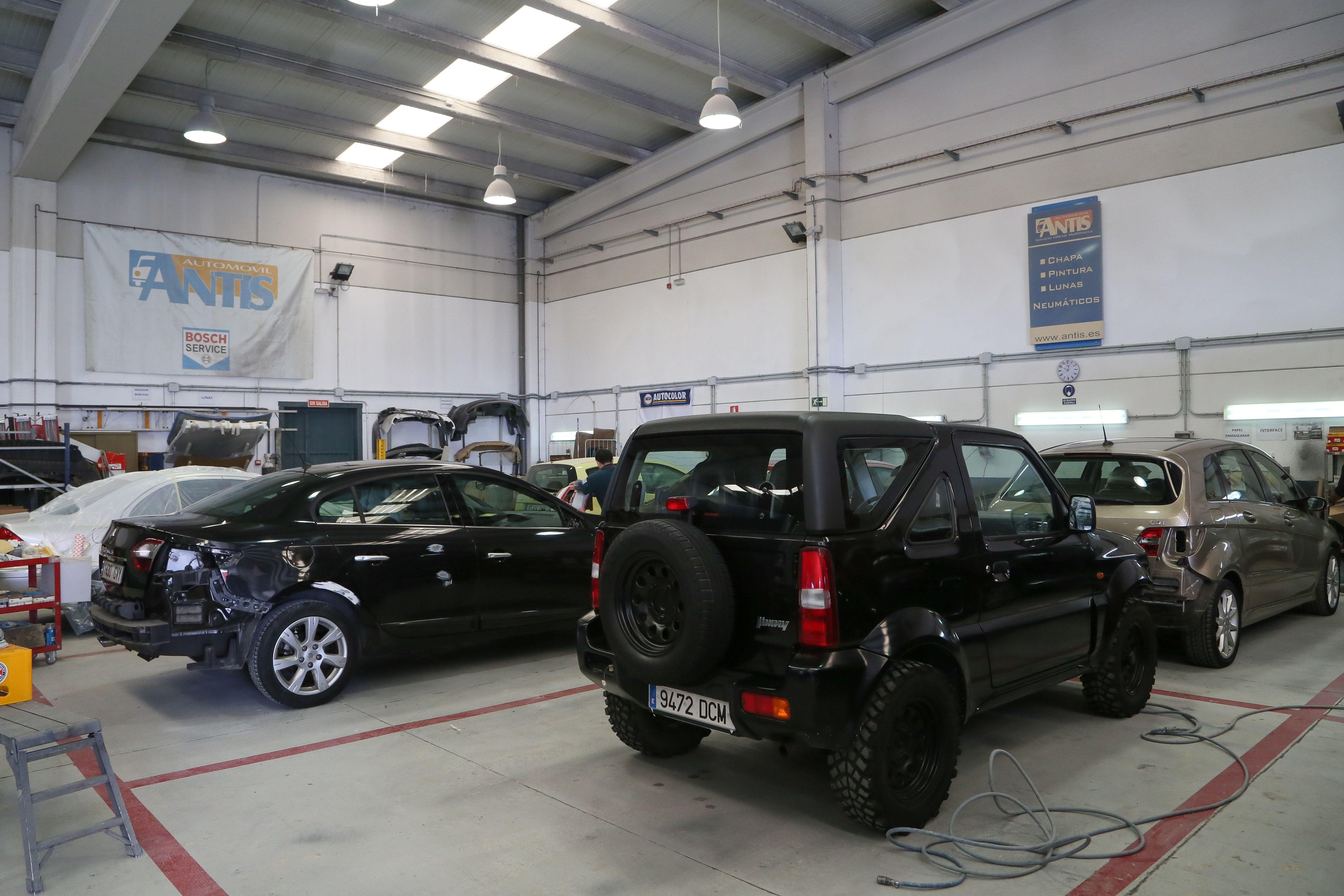 Foto 17 de Compraventa de automóviles en Guadarrama | Talleres Antis