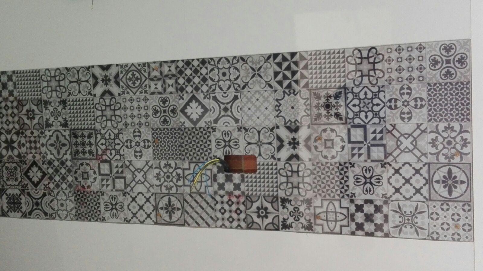 Frontal de cocina:  de LMC Glass
