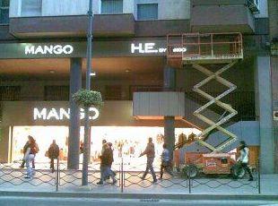 Mango Alicante calle Maissonave