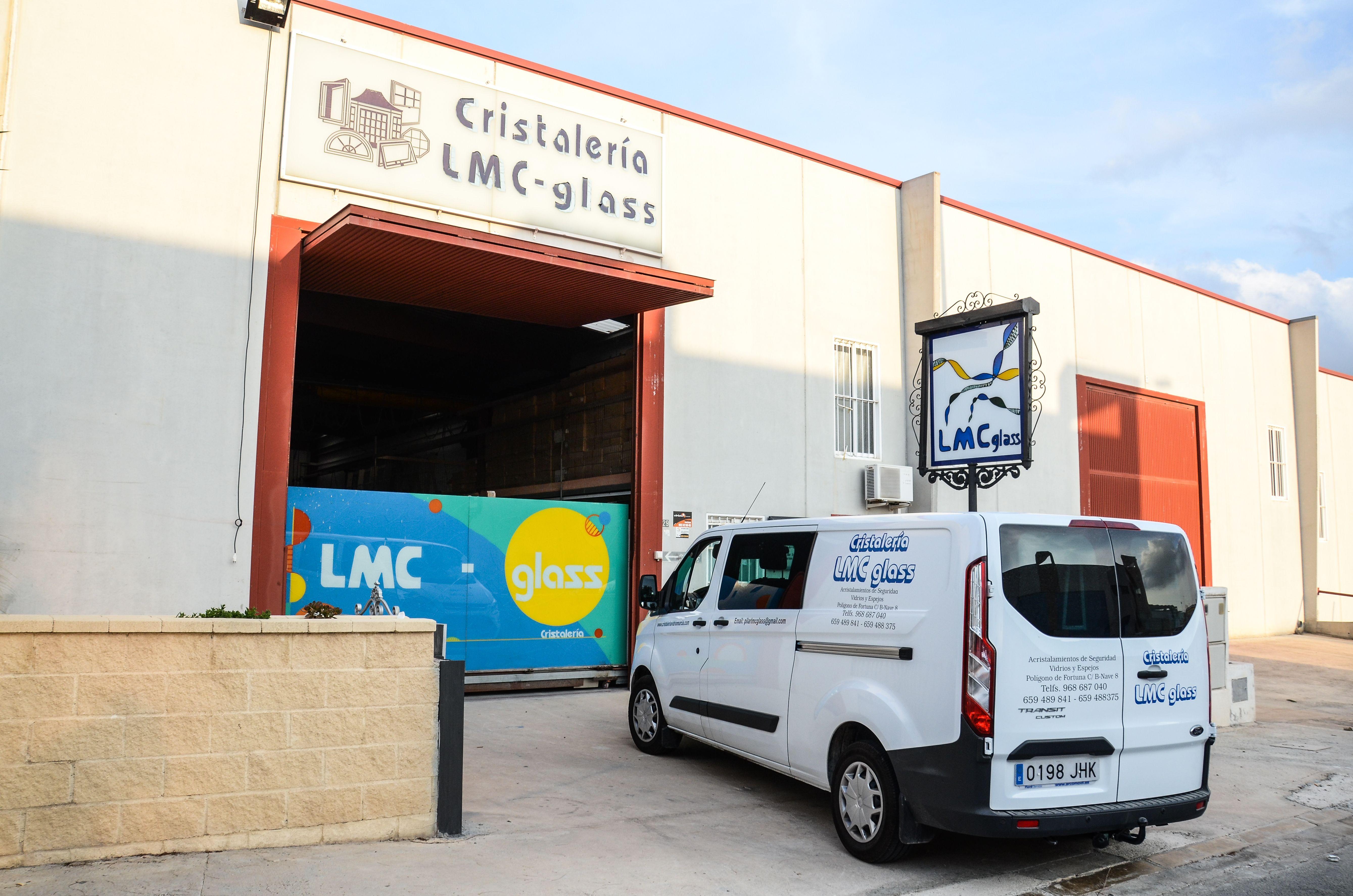 Foto 1 de Cristalerías en Fortuna | LMC Glass