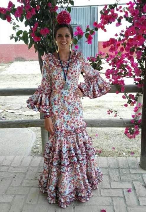 Confección trajes de flamenca