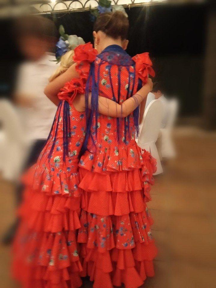 Confección de trajes de flamenca en Benacazón