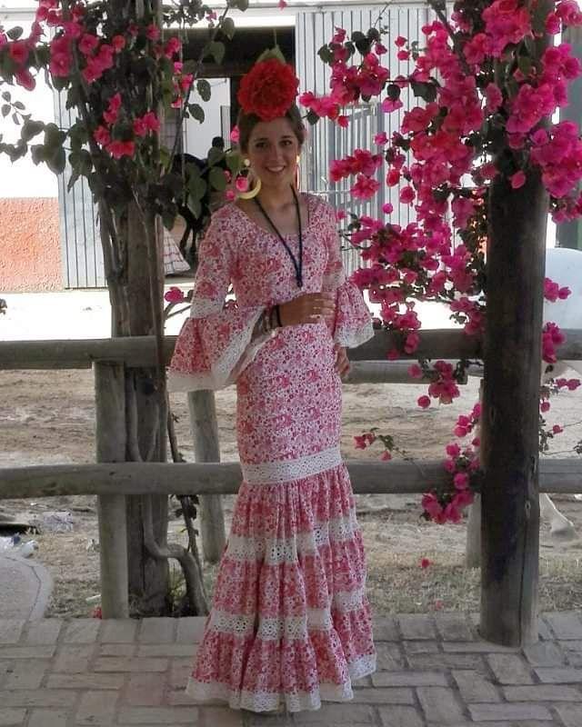 Modista trajes de flamenca