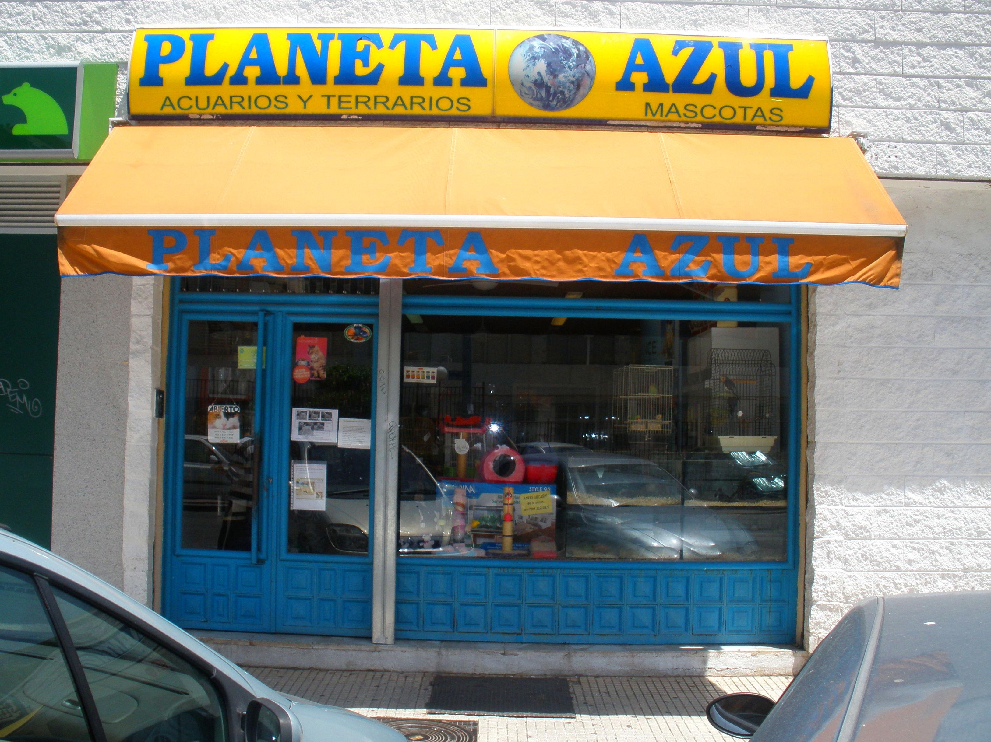Foto 1 de Alimentos para animales en Alcalá de Henares | Planeta Azul