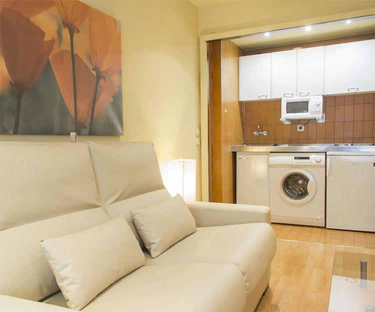 Alquiler de apartamentos discretos en Madrid centro
