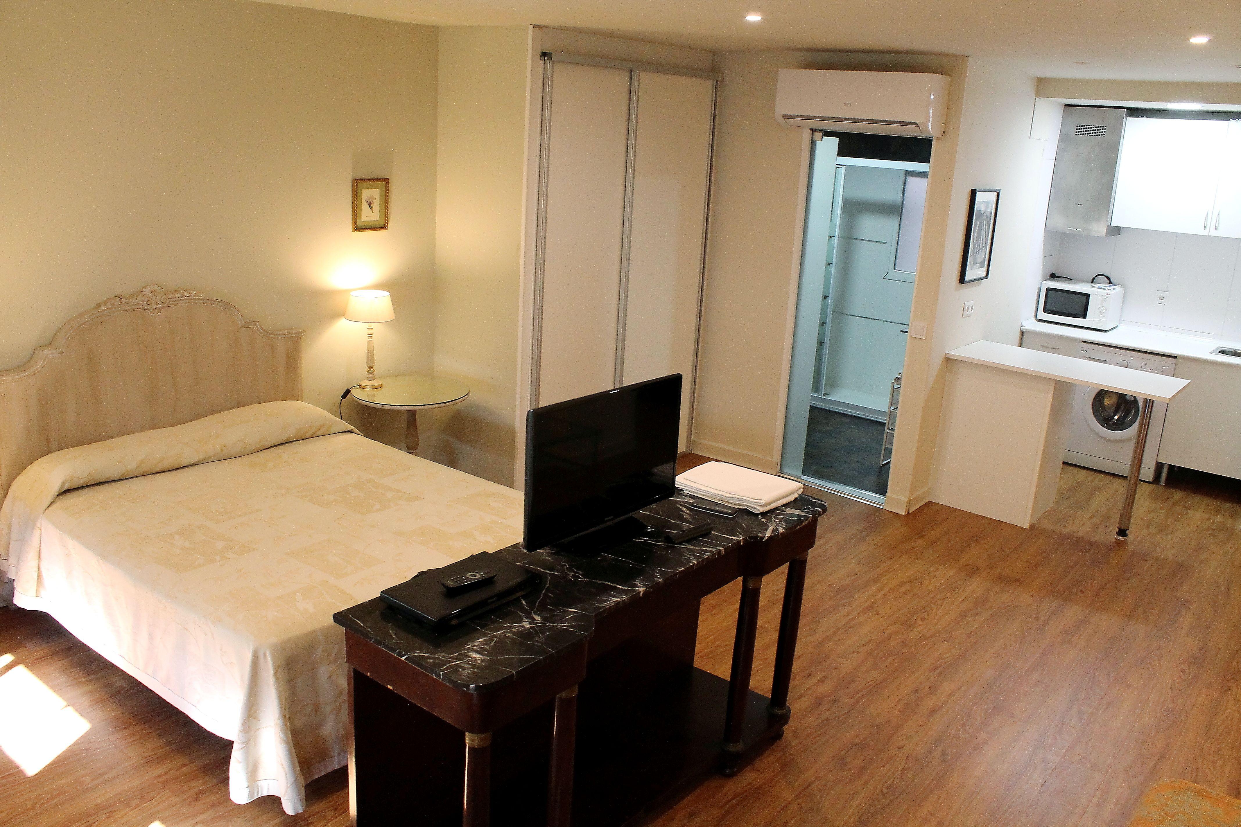Apartamentos por horas en Chamartín, Madrid