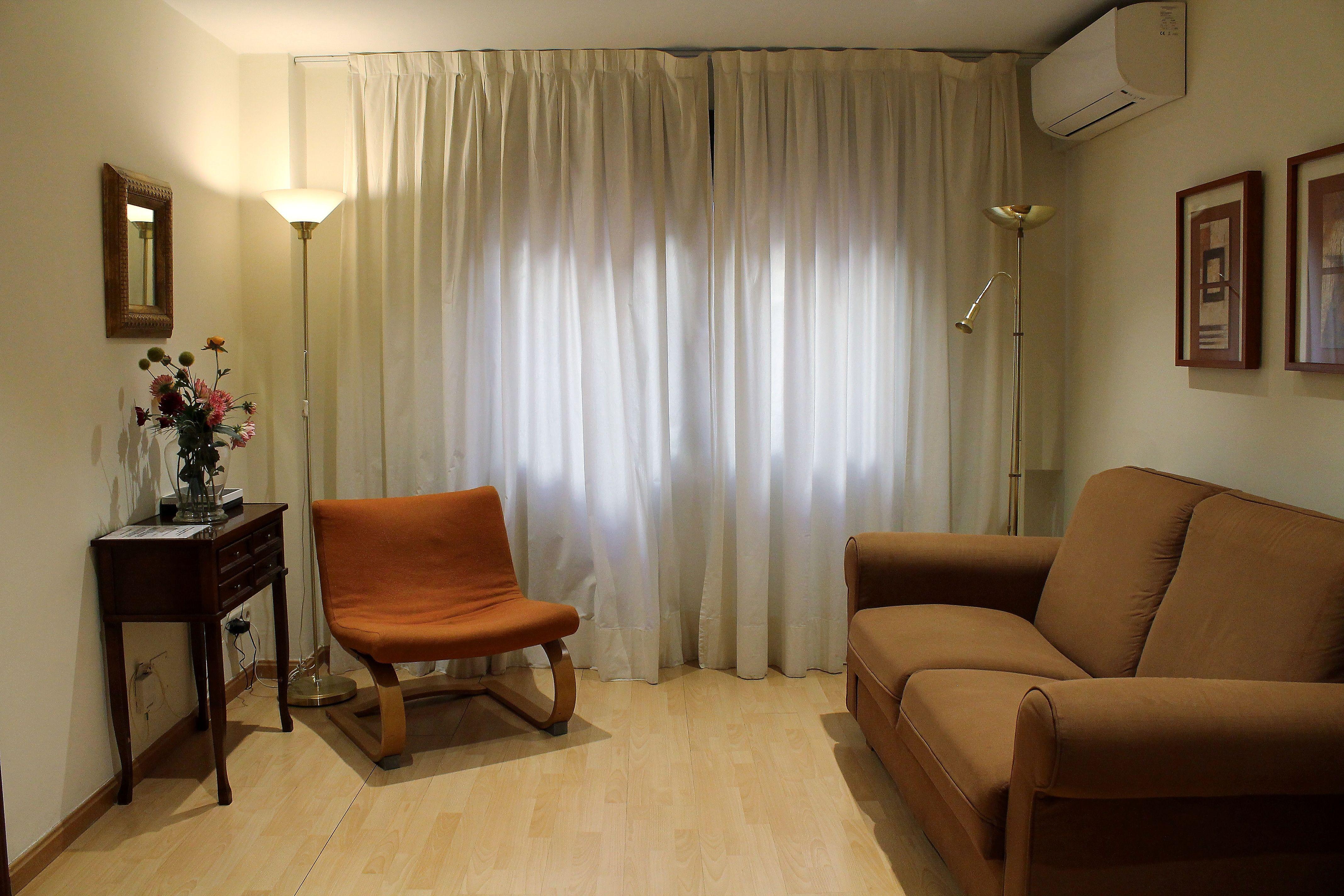 Apartamentos para encuentros íntimos en Chamartín, Madrid
