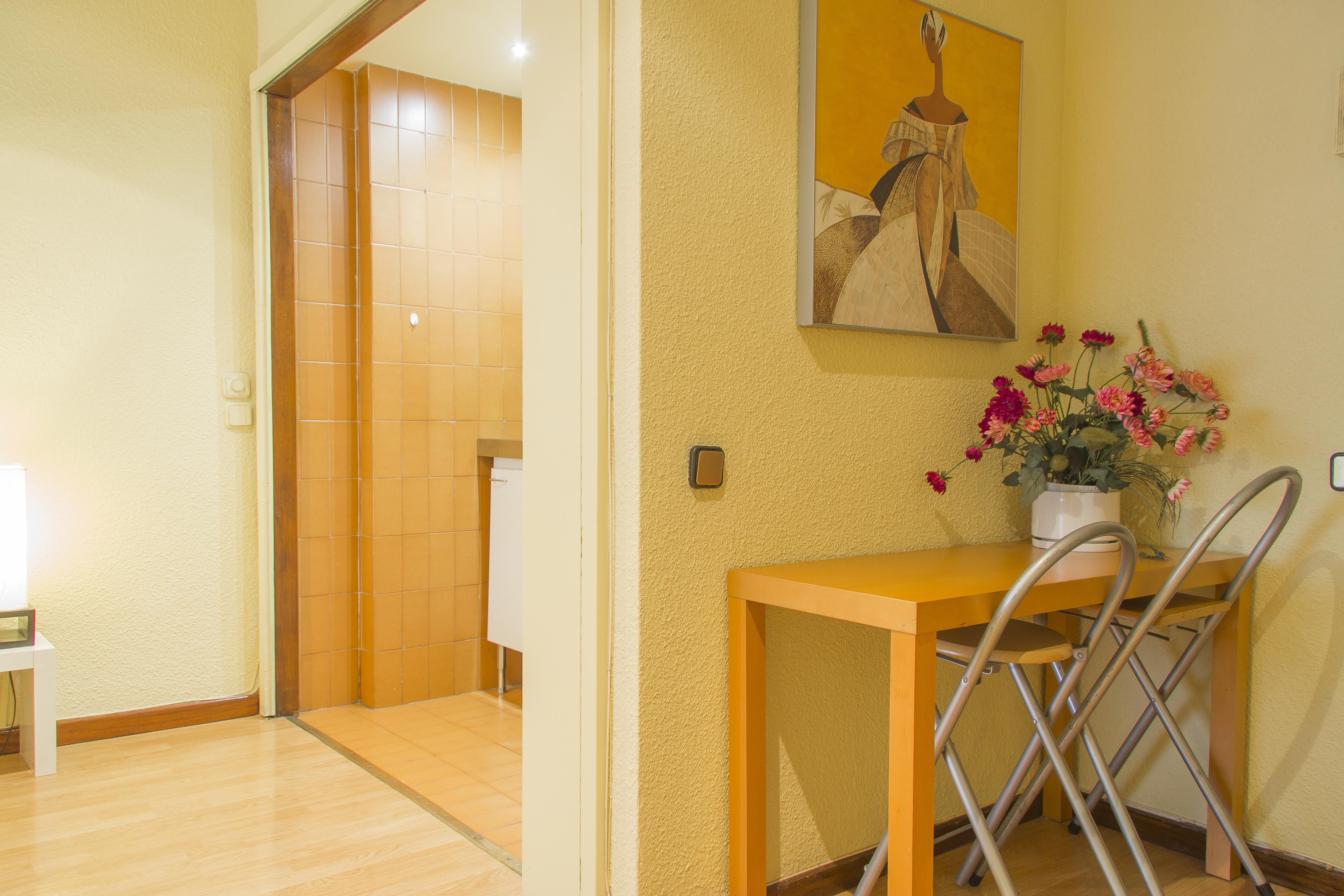 Apartamento en el barrio de Chamartín: Servicios de L´Hirondelle Apartamentos, barrio Salamanca